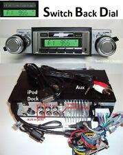 1969-72 Chevelle  AM FM Stereo Radio w/ Switch Back AM Dial See Inside 630DF