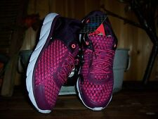 ATHLETIC WORKS WOMENS ATHLETIC SHOES SIZE 8 LADIES CASUAL SHOES SPORTS COMFORT