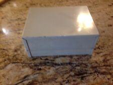 "BUD  CU-2109-B Aluminum Electronics Minibox, 8"" Length x 6"" Width x 3-1/2"