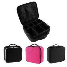 Portable Travel Makeup Toiletry Case Pouch Organizer Cosmetic Bag Adjustable