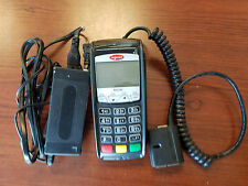 Ingenico Ict220 Credit Card Terminal with Chip Reader *As Is (7728-1)