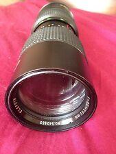 Elefoto Auto Zoom 1:3.8 F=85~205 mm  No. 542463