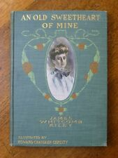 An Old Sweetheart of Mine - James Whitcomb Riley, 1902, Christy illustrations