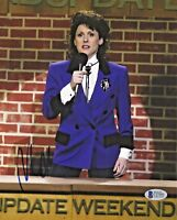 MOLLY SHANNON AUTOGRAPHED SIGNED SUPERSTAR SNL SATURDAY NIGHT LIVE BAS COA 8X10