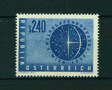 Austria 1956 5th World Energy Conference stamp. Mint. Sg 1283.
