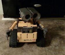 DISNEY PIXAR WALL E 10'' INTERACTIVE U COMMAND ROBOT- tested
