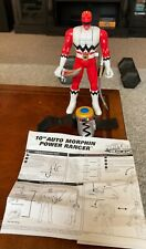 power rangers collection lot