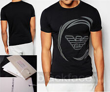 Slim fit EMPORIO ARMANI Men's T-Shirt Round Neck Size M,L,XL