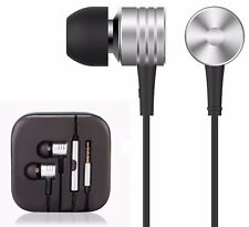 Cuffie audio auricolari in ear universali super bass microfono per cellulare PC