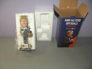 Ann Meyers Drysdale Phoenix Mercury Coach Bobble Head Doll NIB RARE Bobblehead