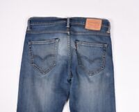 Levis 520 Slim Skinny Fit Uomo Jeans Taglia 30/34