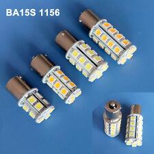 Car Light BA15S 1141 1156 13/18/24/30 5050 SMD LED Bulb AC/DC 12-24V Lamp #D