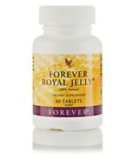 FOREVER ROYAL JELLY / 100% PURE NATURAL/ BRAND NEW / SEALED/ 60 Tablets