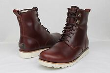 UGG HANNEN TL CORDOVAN LEATHER WINTER WATER PROOF BOOTS MENS SIZE 8 US