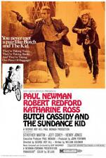 Butch Cassidy and the Sundance Kid Movie Poster 11 x 17 Paul Newman, A