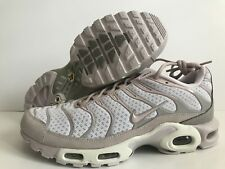 Nike Lab Men's Air Max Plus size 12.5 Pearl Pink Cobblestone shoes 898018 600