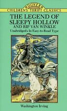 The Legend of Sleepy Hollow and Rip Van Winkle (Do
