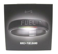 New, Nike+ Fuelband Size (M/L) Black/Steel tracks activity, Activation Issue,