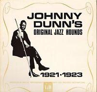 JOHNNY DUNN'S ORIGINAL JAZZ HOUNDS 1921-1923 VLP 11 uk vjm LP PS EX+/EX