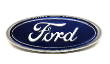 Ford Logo Oval Badge Emblem  Rear Boot for Escort Fiesta Mondeo Focus