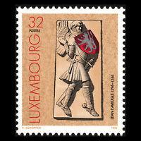 Luxembourg 1996 - Birth of John the Blind - John of Bohemia - Sc 956 MNH