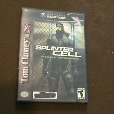 Nintendo Gamecube Video Game Tom Clancy's Splinter Cell Rated T
