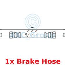 Apec BRAKING 330mm Scheibe Bremssattel Flexibel Gummischlauch HOS3168