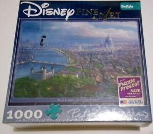Disney Fine Art 1000pc Mary Poppins Puzzle