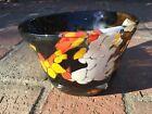 Magnor Bowl, Great Colors, Asymmetric Design, Label, Perfect Cond. Scandinavian