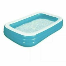 """Play Day Kb0530000138 120""""x72""""x22 4; Rectangular Inflatable Family Pool"""