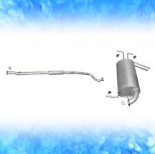 Auspuff MITSUBISHI OUTLANDER I 2.0 4WD 2.4 4WD 2003-2006 Auspuffanlage A215