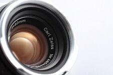 Obiettivo Carl Zeiss Contarex Planar 50mm f/2