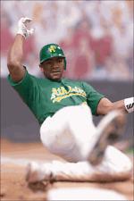 "MCFARLANE - MLB SERIES 5 – MIGUEL TEJADA - OAKLAND ATHLETICS – 6"" ACTION FIGURE"