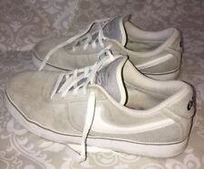 NIKE 6.0 SHOES MAVRK LOW 2 GREY & WHITE skateboarding bmx size 9