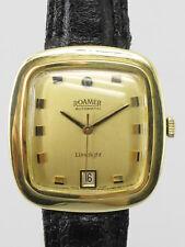 ROAMER HERRENUHR AUTOMATIK IN 14ct GOLD - 60ER JAHRE