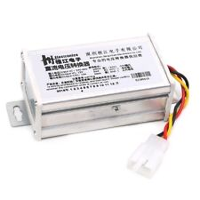 DC 24V-60V To 12V 10A 120W Converter Adapter Transformer For Electric Bicycle