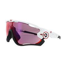 Oakley Sunglasses Jawbreaker OO9290-05 Polished White Prizm Road