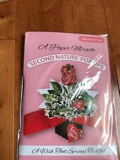 Paper Miracle Pop Up Greeting Card Valentines Day Single Rose Today And Always