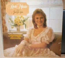 ROSE MARIE SINGS JUST FOR YOU RMTV 1 1985 A1 / SPARTON RECORDS VINYL LP ALBUM