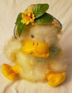 """CHANTILLY Lane Duck Sings Dances """"You Are My Sunshine"""" PBC Plush Tested & Works"""