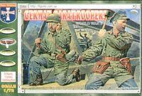 ORION 1/72 II Guerra Mundial Alemán PARACAIDISTAS #72018