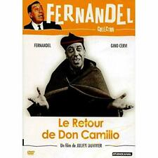 The Return of Don Camillo [DVD] - New & Sealed