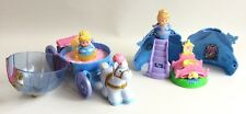 Fisher Price Disney Little People Cinderella Princess Carriage Magical Dress