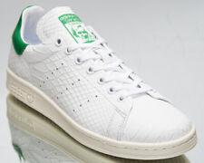 Adidas Originals Stan Smith Recon Italian Crocodile Men's Footwear White Sneaker