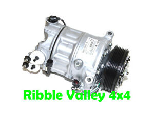 LAND ROVER DISCOVERY 4 RANGE ROVER SPORT AIR CONDITIONING COMPRESSOR LR058017