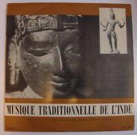 DEBEN BHATTACHARYA - Musique Traditionnelle de l'Inde - LP - BAM-LD-014 - France
