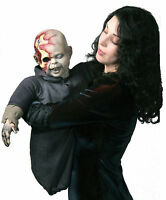 *IN STOCK*  HALLOWEEN ZOMBIE BABY ZACK PUPPET PROP DECORATION HAUNTED HOUSE