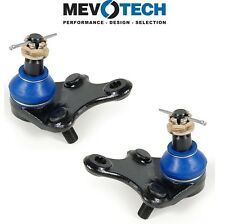 For Lexus NX200t NX300h Toyota Rav4 Pair Set of Front Lower Ball Joints Mevotech