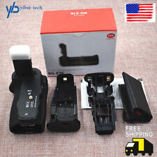 NEW Battery Grip Replacement For Canon BG-E16 EOS 7D Mark II