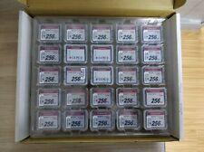 10PCS Transcend 256MB Compact Flash Memory Card Industrial Grade CF220I CF Card